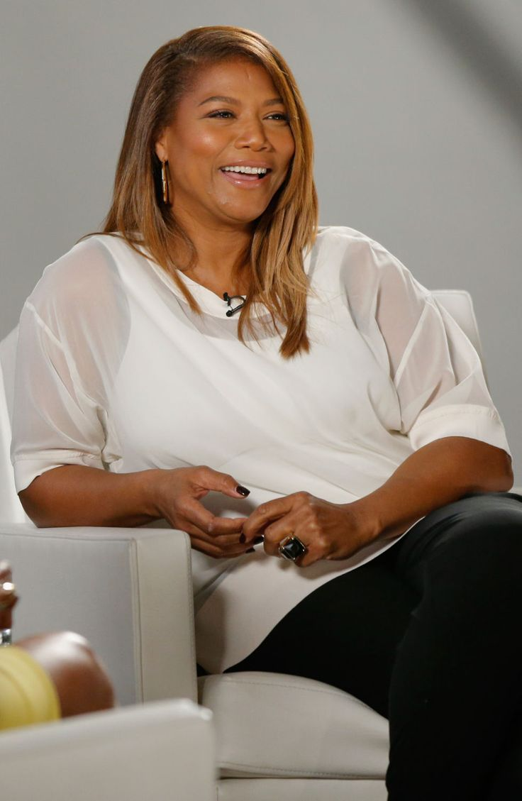 Baby-Faced Celebrities Who Are Actually in Their 40s: Queen Latifah