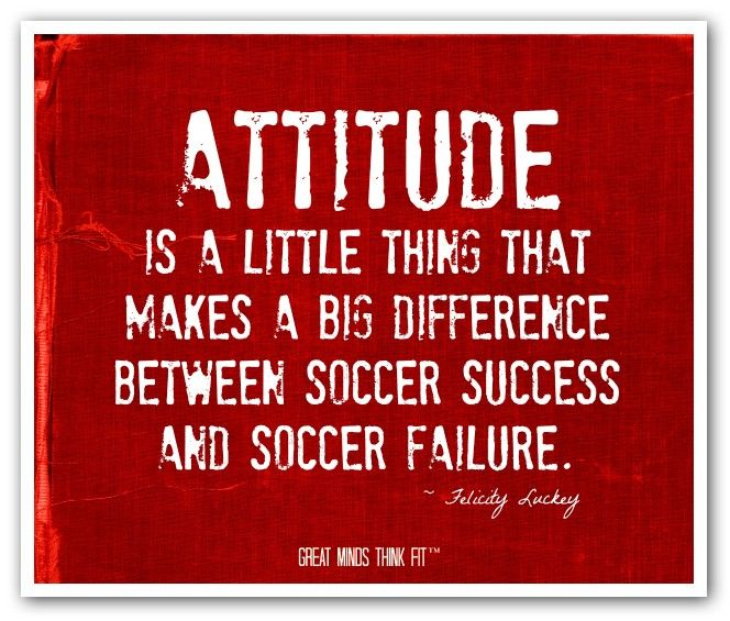 Soccer Quotes Inspirational .