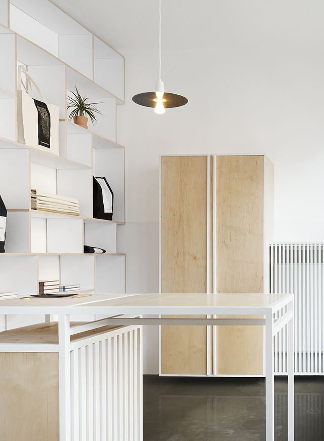 T.D.C: Thisispaper Flagship Store in Warsaw