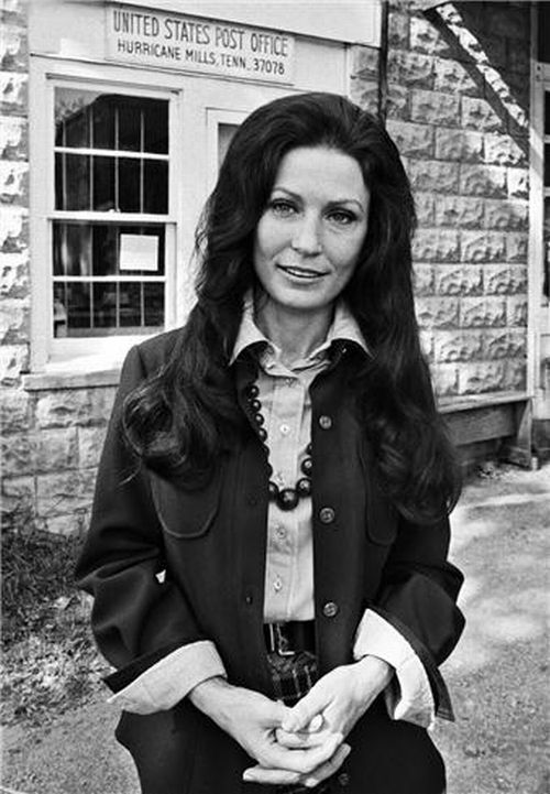 """When all those city folks try to fix up my talking, all they do is mess me up."" - Loretta Lynn"