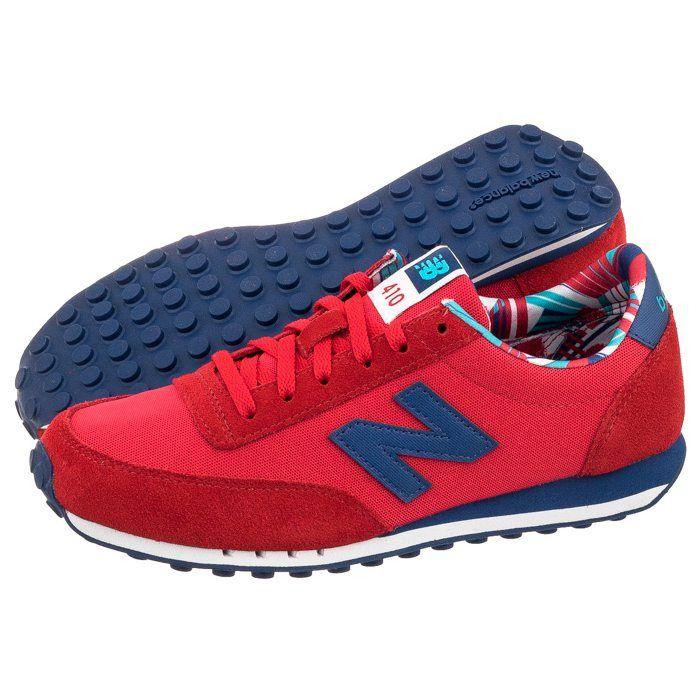 Buty New Balance Wl410cpf Czerwone New Balance Sneaker New Balance Shoes