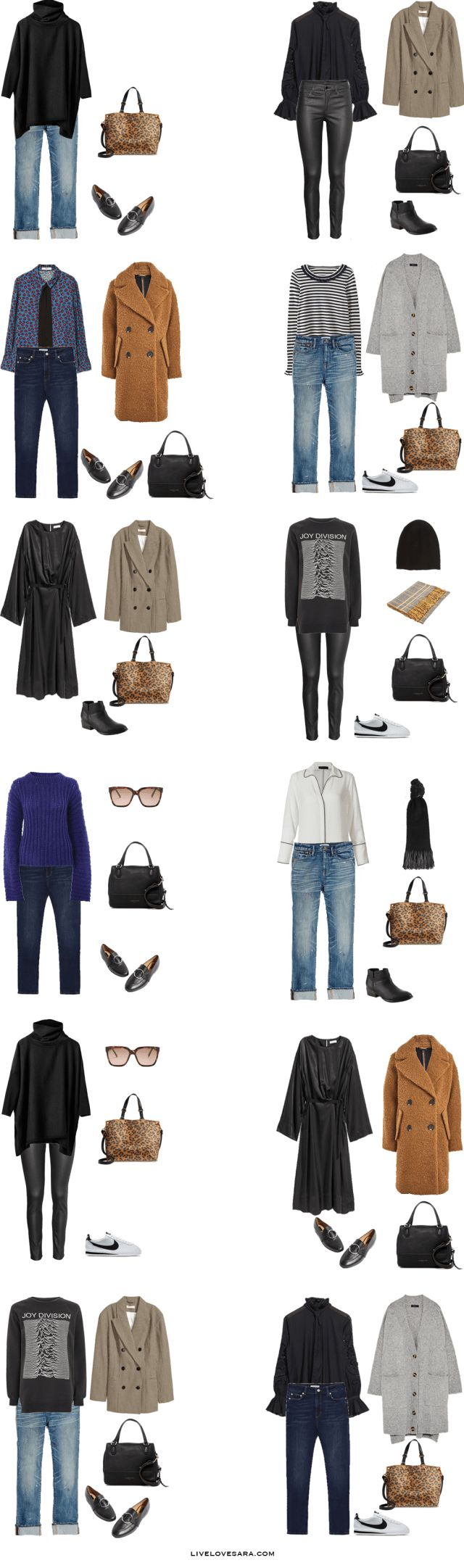 What to Pack for Warsaw Poland Packing Light List 14 Outfit Options