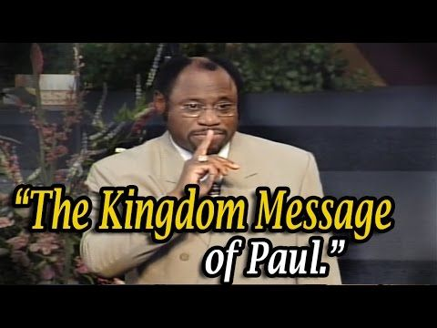 kingdom teaching myles munroe pdf