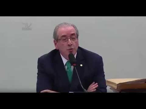 Eduardo Cunha humilha Julio Delgado na Comissão de Ética