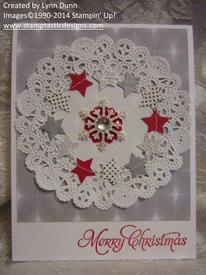 Stamptastic Designs: Paper Pumpkin ~ Christmas Creation #11