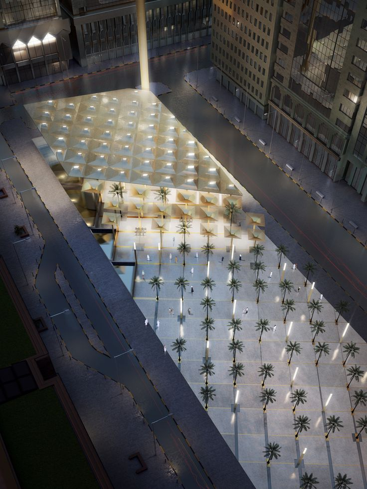 Gallery of AL_A Wins Competition to Design Abu Dhabi Mosque - 3