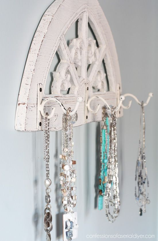 Best 20 Diy jewelry holder ideas on Pinterest Diy jewelry