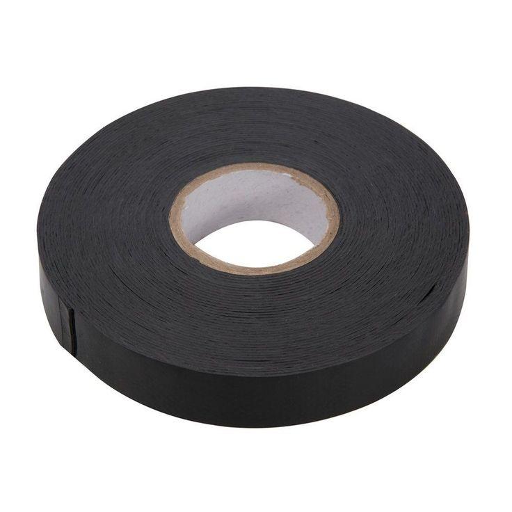 Self Amalgamating Duct Tape Waterproof Tape Repair Insulate Electrical 19mm x10m
