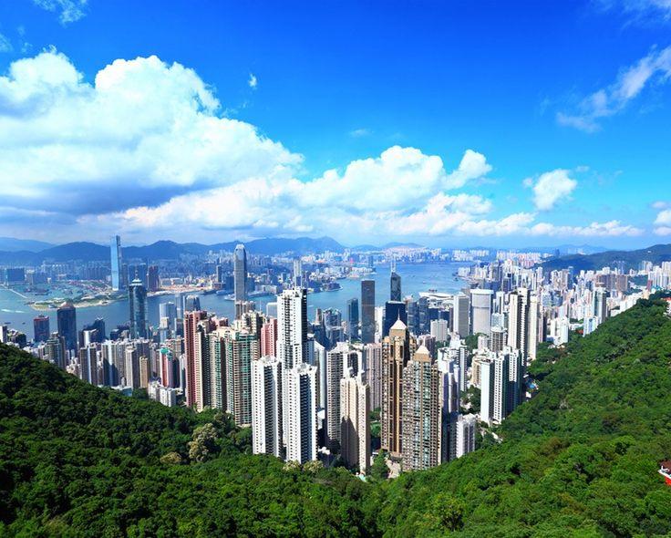 <strong>Sol, bad og natur i Queensland - Hong Kong</strong>