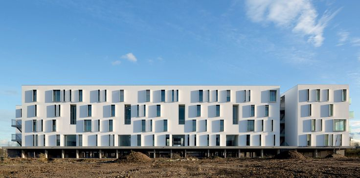 Gallery of Canopia Park Housing / BABIN+RENAUD - 1