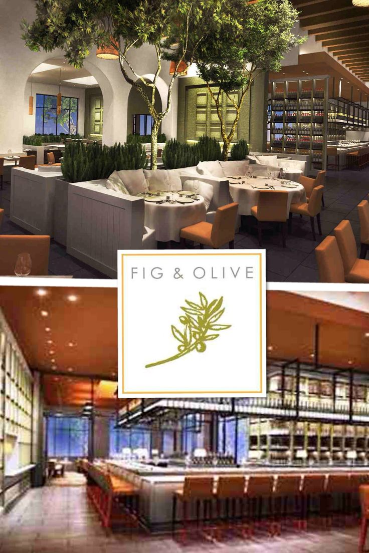 FIG AND OLIVE RESTAURANT  http://www.figandolive.com/locations-reservation/newport-beach/