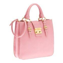 pink handbag alpha-kappa-alpha-inc-i-love-my-sorority