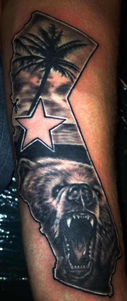 California Tattoo