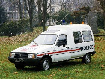Citroën C15 Police '1984–2005