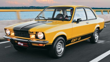 GM Chevette GP II (1974)