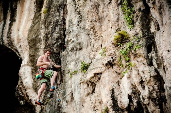 Multiple Day Sport Climbing Certified Courses at Krabi  #PrivateTours #CityTours #Thingstodo #Activities #Tours #Thailand #Krabi #SportClimbing