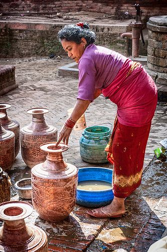 A day in Patan (Lalitpur - Nepal)