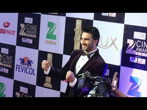 WATCH Ranveer Singh @ Red Carpet of Zee Cine Awards 2016 | FULL UNCUT VIDEO. See the full video at : https://youtu.be/k31Q5WKErJU #ranveersingh #zeecineawards2016