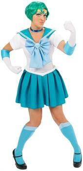 ToyHo.com - Sailor Moon Mercury Sexy Adult Costume