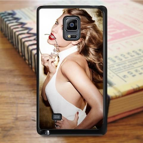 Taylor Swift Photo Crown Samsung Galaxy Note Edge Case