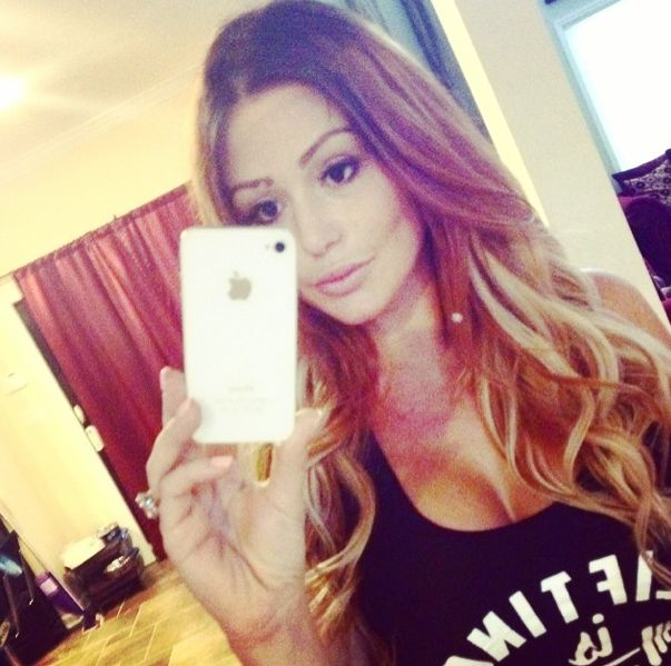 JWoww Shows Off Her New Blonde Do: See the Pic! | Cambio