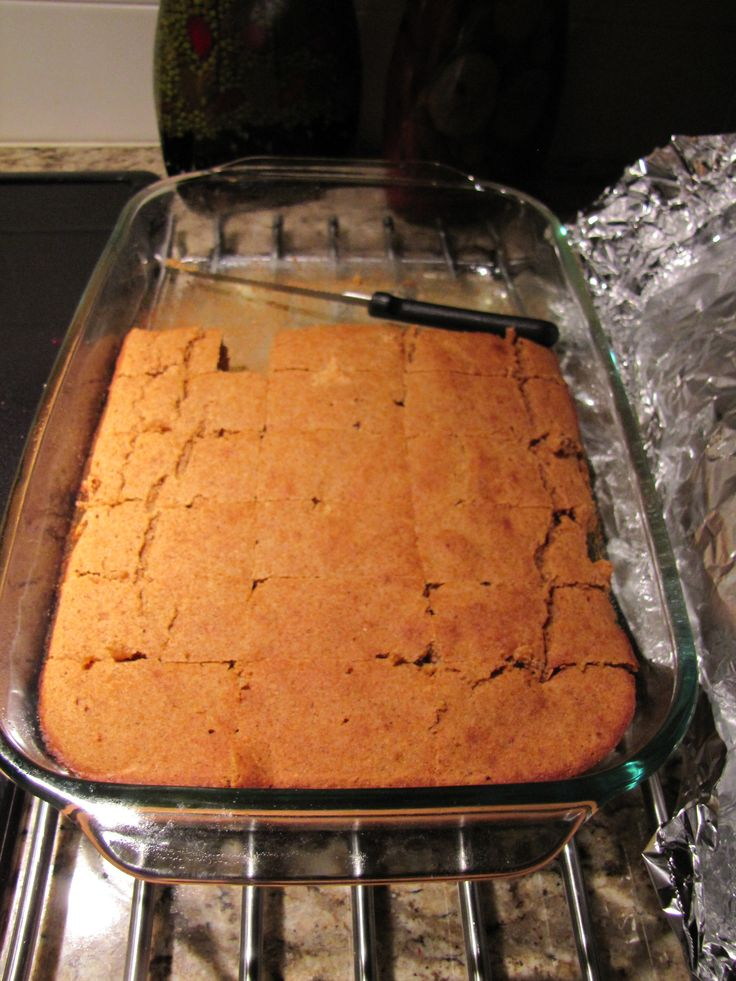 Jamie Eason's pumpkin protein bars...made these this afternoon and they are delicious!