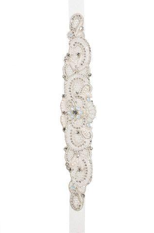 Opaline Belt Ivory