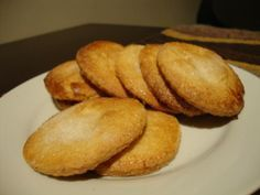 outydse soetkoekies. It's an South African sugar cookies