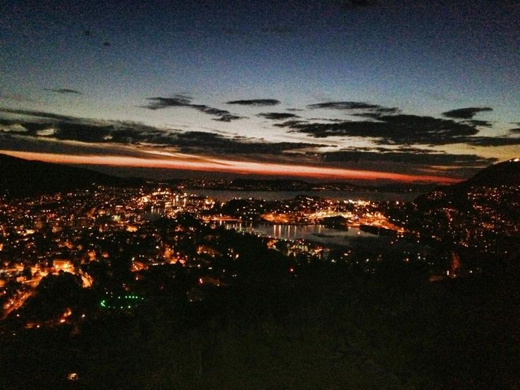 Bergen i Hordaland
