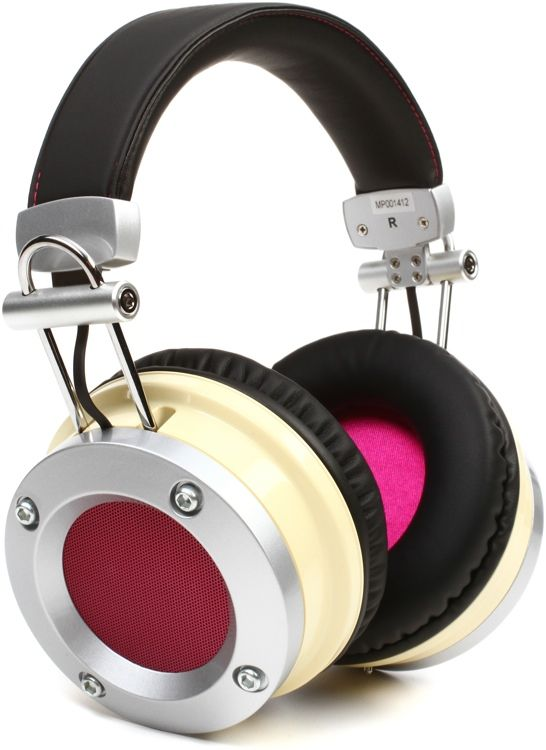 Closed-back Circumaural Headphones with Stereo, Mono, and Mixcube Modes