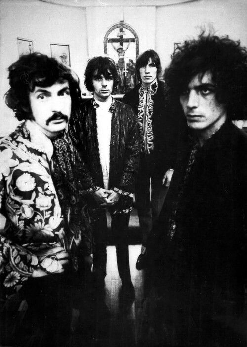 Pink Floyd with SYD!