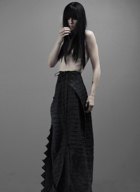 model / songwriter audrey napoleon in kao pao shu