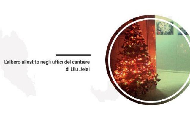 La tombola in tutte le lingue del mondo: il Natale di Salini in Malesia Nel campo di Ulu Jelai si festeggia il Natale. Anche se siamo lontani 200 chilometri dalla capitale della Malesia e trenta dal paesello più vicino. Lo scorso anno, il coro di una chiesa locale ha rag #salini #webuildvalue #natale