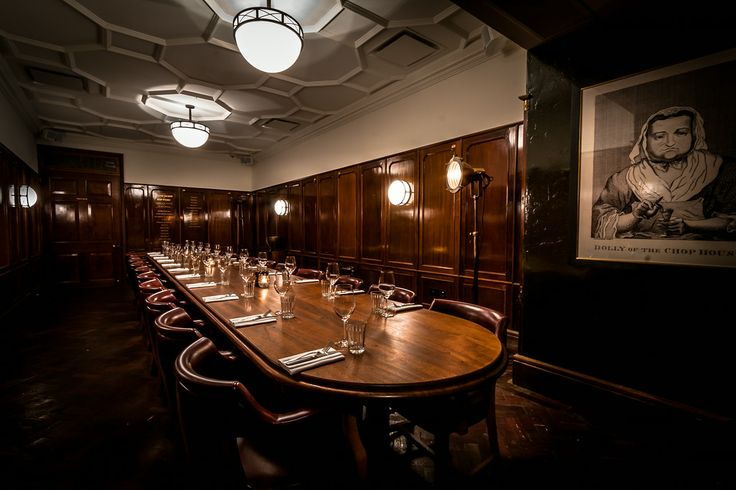Private dining room #guildhall #city #steak