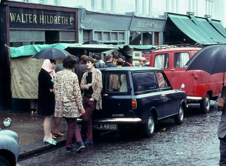 A Visit to Swinging London in 1968 - Ultra Swank