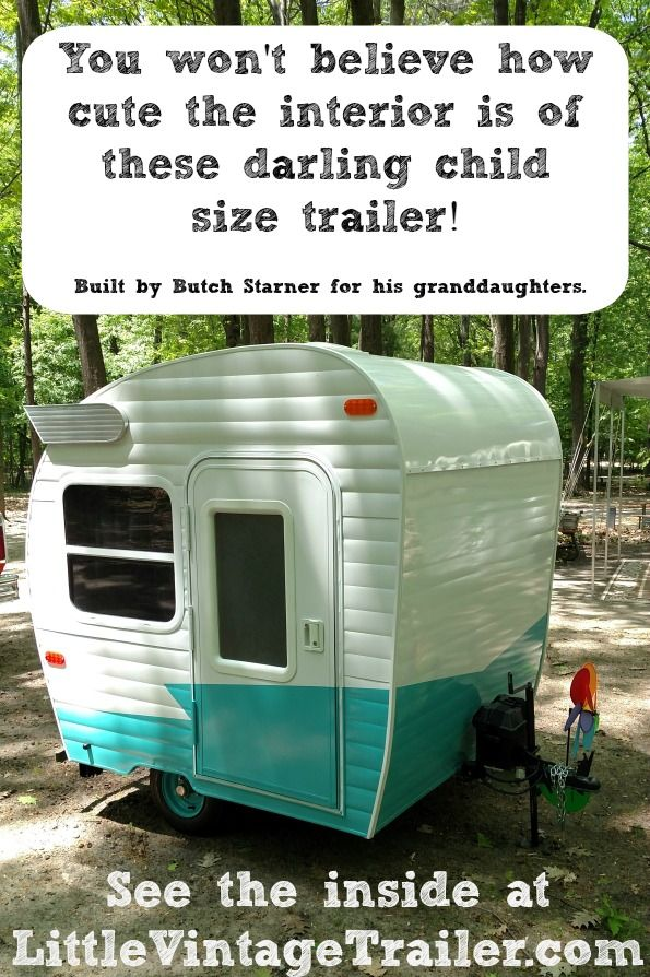 Everything Vintage Campers & Trailers