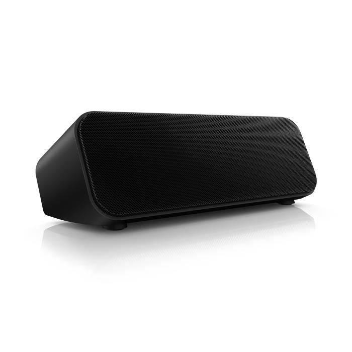 PHILIPS SBT75 Enceinte Bluetooth portable noir - enceintes bluetooth, prix pas cher - Cdiscount