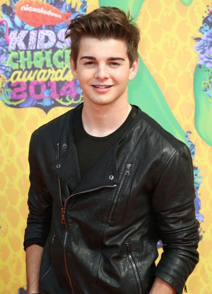 Kids Choice Awards 2014 - Jack Griffo!!