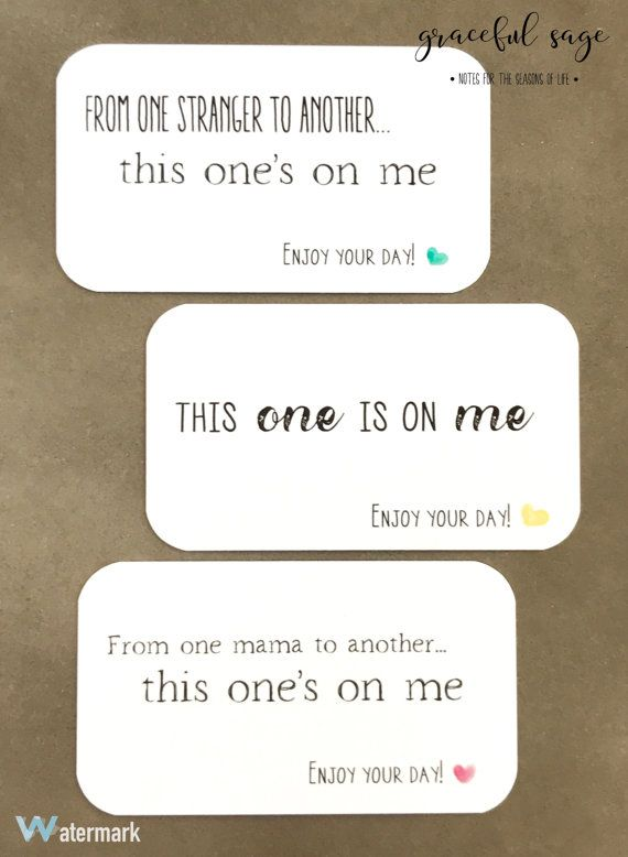 The Pay It Forward Coffee Collection Inspirational Quotes Etsy Pay It Forward Affirmation Cards Inspirational Quotes