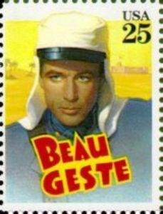Beau Geste - Gary Cooper