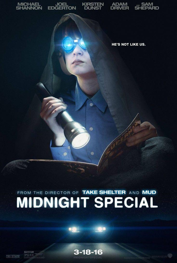 Midnight special. Cliquez pour lire la critique en entier // Click para leer la crítica completa