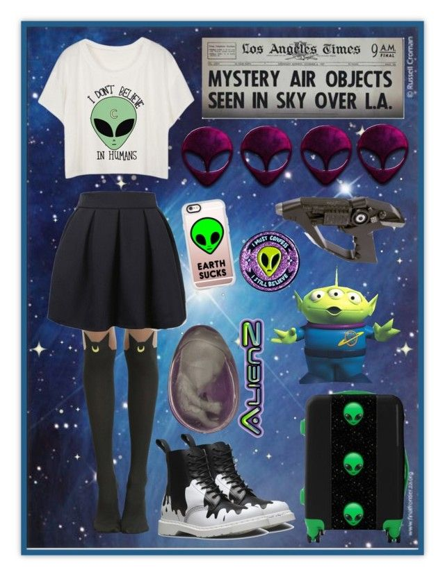 Aliens: Do You Believe? 👽 by justonebadday on Polyvore
