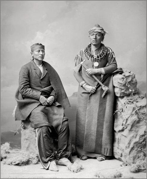 Post: Antes de la colonia, los nativos americanos reconocían 5 géneros