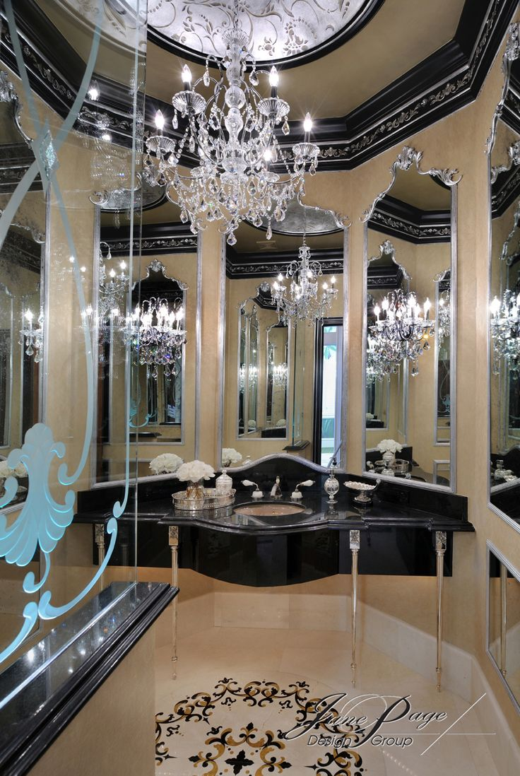 Innovative Custom Mosaic Bathroom Mirrorjpg