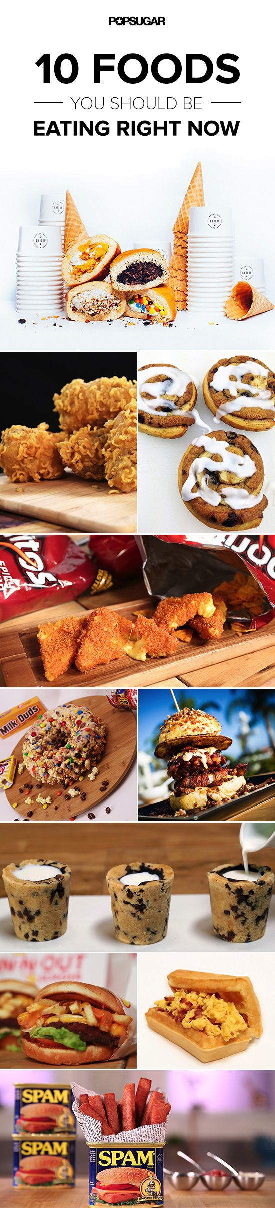 10 mouthwatering food trends you need to try now