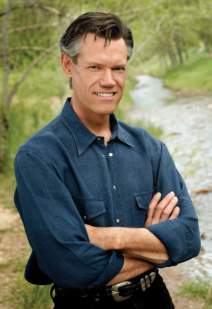 The wonderful Randy Travis, one of my all time favorites born in Marshville, NC.