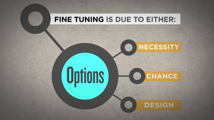 The Fine Tuning of the Universe: A great animated explanation of an argument for theism by William Lane Craig