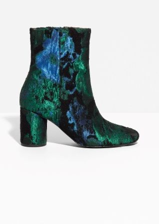 & Other Stories | Jacquard Boots