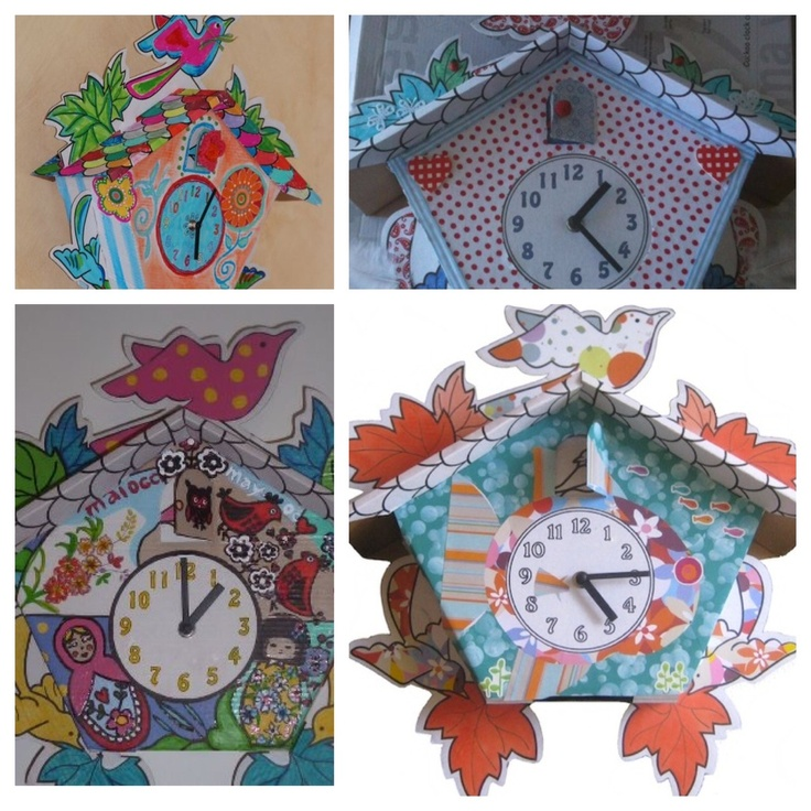 Make your own cuckoo clock  http://on.fb.me/vZ6FMG