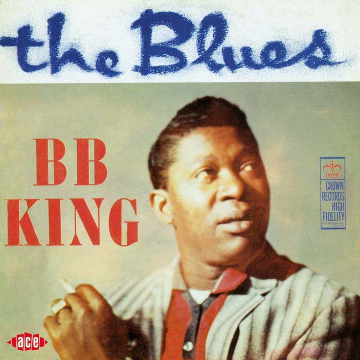 Caratula Frontal de B.b. King - The Blues